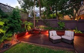 Patio Deck Lighting Ideas Deck Lighting Ideas That Bring Out The Beauty Of The Space