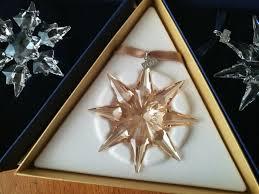 swarovski christmas star 2009 2 2010 2011 2 2012 catawiki