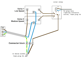 using a thermostat to control speed of a fan page 2 d i y kit