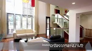 the loft townhouse for rent in sathorn lumphini mrt bangkok