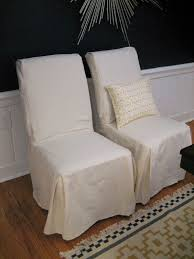 Ideas For Parson Chair Slipcovers Design Skirted Parson Chair Covers Chair Covers Ideas