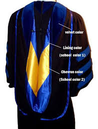 academic hoods graduationmall how to choose academic colors
