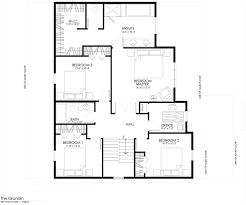 Huge Floor Plans by Grandin Elegance Discovery Homes