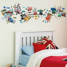 wall stickers for boys bedroom master bedroom drapery ideas childrens wall stickers with wow how you can create your own 553ccc01e cars tell a story