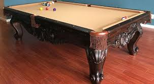 pool table movers inland empire buying a used pool table heres what to look for