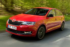 skoda rapid spaceback 2017 facelift review auto express