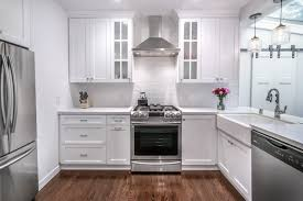 kitchen remodeled studio city with barn door pantry eden builders