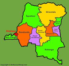 Congo Africa Map Democratic Republic Of The Congo Maps Maps Of Democratic