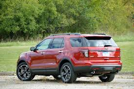 Ford Explorer Ecoboost - ford explorer sport ecoboost 2013 photo 86340 pictures at high