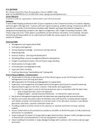 account executive resume objective kg cv july g 2015