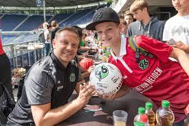 Sv Bad Rothenfelde Bundesliga Serie Teil 11 Hannover 96 Ist Der Kader
