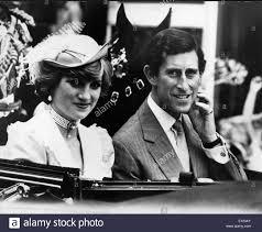 Princess Diana Prince Charles The Prince Charles And Princess Diana Honeymoon Gibraltar