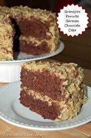 german chocolate cake recipe chocolate cakes food cakes and