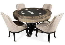 presidential billiards vienna poker table set u2013 chesapeake billiards