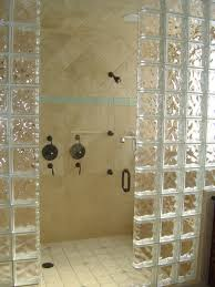 Bathroom Shower Tile by Glass Door Beside Calm Wall Paint Bathroom Designs With Walk In