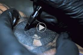 slow motion tattoo mandesager