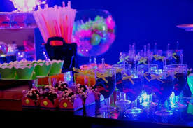 neon party ideas neon party idea supplies ideas planning cake tween glow in the