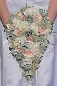 Wedding Flowers Pink Wedding Flowers Silk Wedding Flower Arrangements Silk Blooms Grey