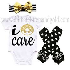 Cute Clothes For Babies Black And Gold Fake Chanel Baby Coming Home