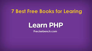 precise bench beginner guide 7 free books learning php