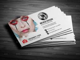photography business card bundle by mehedi hassan graphicriver