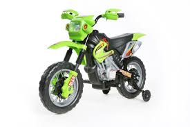 mini motocross racing green mini motocross 6v kids u0027 electric ride on bike