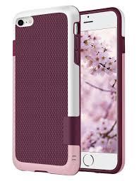 amazon com iphone 7 case goshell flexible durable shock