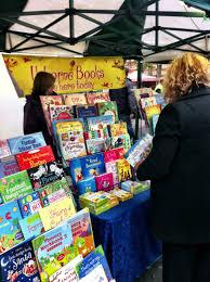 local usborne books stall at holywood christmas fair 2012 book