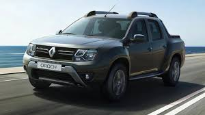 renault romania this is the dacia duster pick up and we need it in the uk top gear