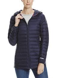 bench women u0027s easy down jacket coat blau maritime blue bl193