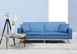 Blue Sleeper Sofa Stylish Sleeper Sofas For Every Home Brit Co