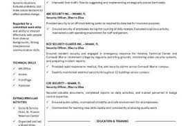 Security Officer Resume Sample Objective by Political Campaign Resume Objective Reentrycorps