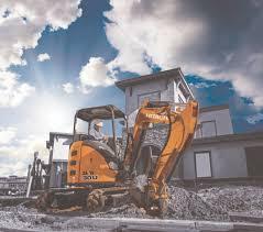 hitachi announces upgrades to its compact class excavator line