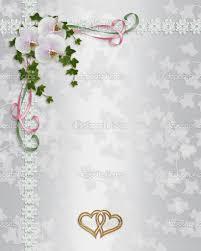 Elegant Invitation Cards Wedding Invitation Cards Background Designs Elegant Wedding