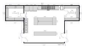 kitchen attractive restaurant kitchen design software floorplan