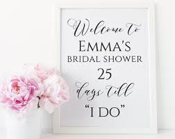 bridal shower signs welcome sign welcome bridal shower sign bridal shower sign