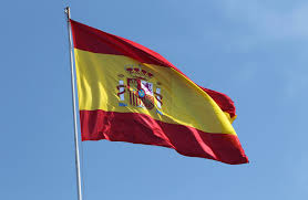 Spainish Flag Barcelona Met With Wash Of Spanish Flags In Madrid The42