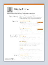 free resume template for mac resume templates for mac free word resume template mac free resume