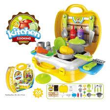 jouer a cuisiner hotskynie 26pc enfants cuisine cuisiner jouer prétendu jouet