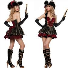 Halloween Costumes Pirate Woman Buy Wholesale Costume Pirate Women China Costume