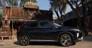 mitsubishi guagua 2018 mitsubishi eclipse cross review one third of a fun crossover