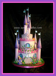 castle cakes on birthday cakes castle cake for a princess