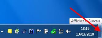 raccourci bureau windows 7 bezelweb comment retrouver le bon vieux raccourci voir le