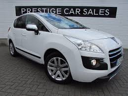 peugeot for sale uk used 2017 peugeot 3008 2 0 e hdi hybrid4 sr suv auto 4x4 5dr for
