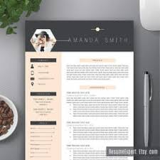 find the red creative resume template on www cvfolio com