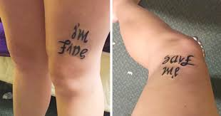 10 clever tattoos that have a hidden meaning bored panda