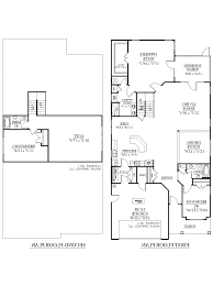 two bedroom two bath house plans home design two bedroom house plans homepw03155 1350 square feet