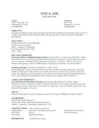 exle of a well written resume it resumes sles fungram co