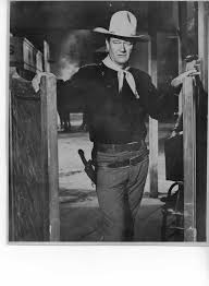 The Man Who Shot Liberty Valance Full Movie Free John Wayne In A Publicity Still For The Man Who Shot Liberty