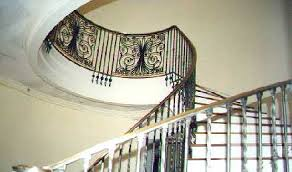 Metal Banisters Ornamental Metal Railings Handrails Fences Gates And Balconies